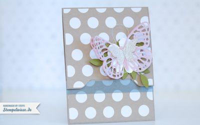 Geburtstagskarte – Geschenkkarte perfekt verpackt