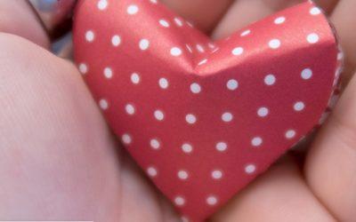 Video – Origami Herzen zum Valentinstag