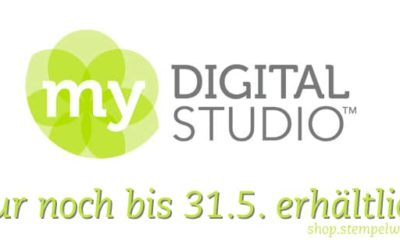 Und Adieu My Digital Studio – MDS