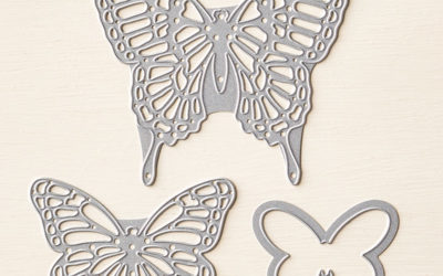 Thinlits Schmetterlinge wieder bestellbar