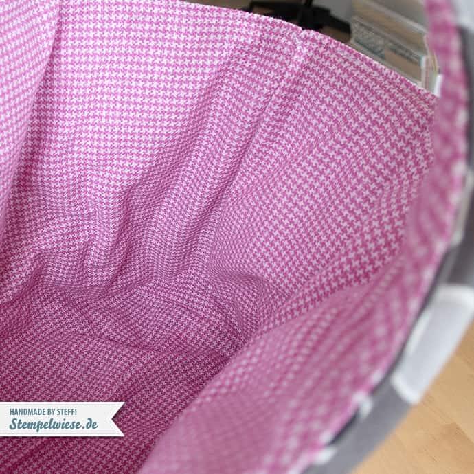 Tasche - Nähkurs - Wendetasche ❤ Stempelwiese