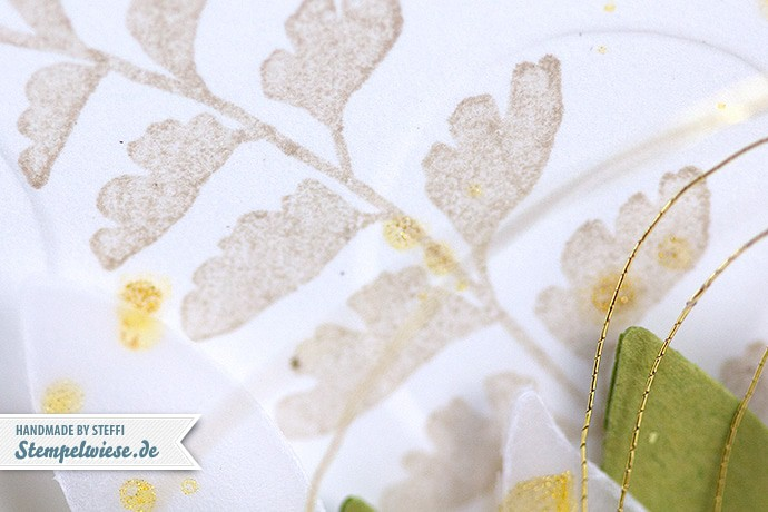 Stampin' Up! - Geburtstagskarte - Grußkarte mit Schmetterlingsgruß - Butterfly Basics  - Video Tutorial ❤ Stempelwiese