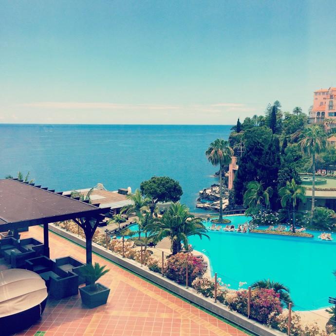 Pestana Hotel in Funchal