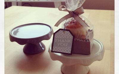 Neue süße Cupcake Ständer