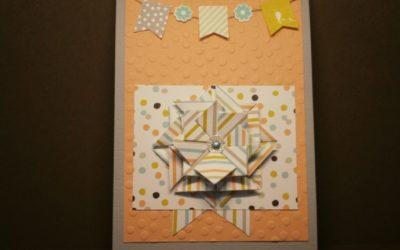 Sale-A-Bration Inspiration – Karte Tea Bag Fold