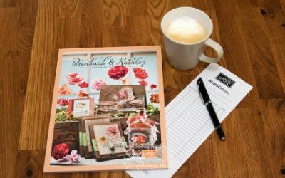 Da isser!! Der Neue Stampin' Up! Katalog 2011/2012