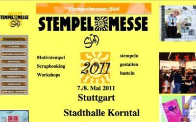 Stempelmesse Süd in Stuttgart