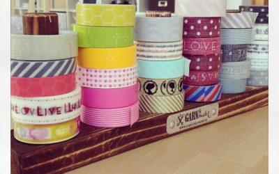 Washi Tape Ständer