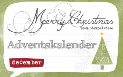 Team Stempelwiese – Adventskalender