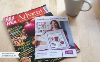 Beileger in Bilder der Frau – Advent 2013 mit Gewinnspiel