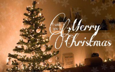 Merry Christmas (und kleine Bokeh Anleitung)