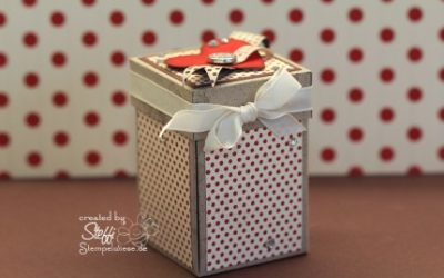 Video Tutorial – Box mit Deckel