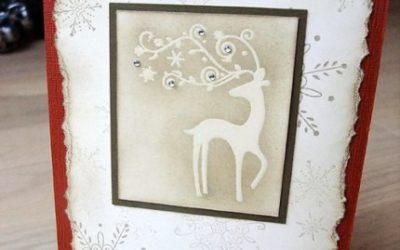 Weihnachtskarte von Dani