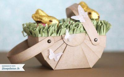 Video – Osterkörbchen als Mitbringsel