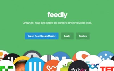 Alternative zum Google Reader – Feedly