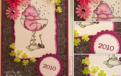 Silvesterkarte – Smookie