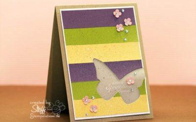 Grußkarte – Sending Springtime Smile