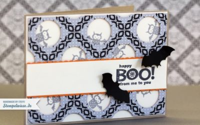 Monster Munchies – Happy Boo