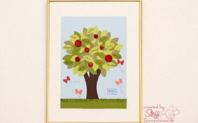 Heimdeko – Liebesbaum