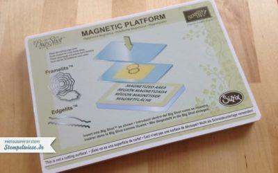 Magnetplatte wieder bestellbar