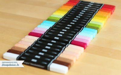 Mix Marker, Musterpakete und Korrekturen
