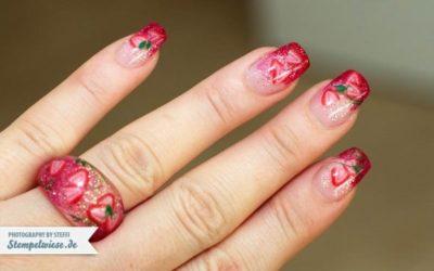 Nail Art – Strawberry