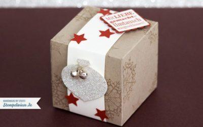 Box in a Box oder Origami Schachtel