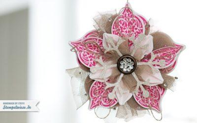 3D Ornament Keepsakes in Pink – Titelseite Mini