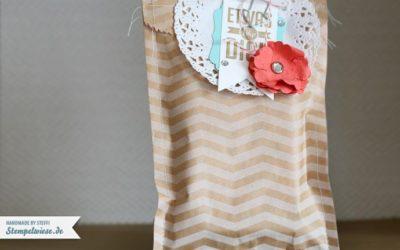 Geschenktüte – Schnelle Überraschung