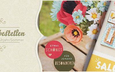 Sale-A-Bration und Frühjahr-/Sommerkatalog 2015 bestellen