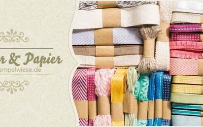 Papiershare – Designpapier Musterpakete
