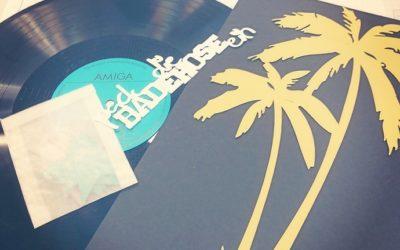 Scrappen auf Vinyl – Schallplatte