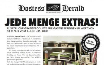 Erinnerung – 30 € Extra