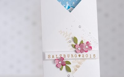 Salzburg 2015 Swap – Freudentränen Verpackung