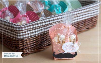 Pommes Frites Box – kleine Geschenke