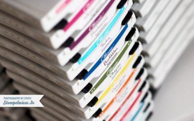 Vorlage – Farbetiketten für Stampin' Up! Stempelkissen