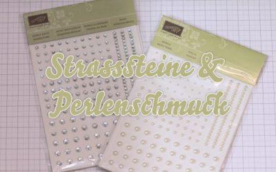 Video – Strasssteine & Perlenschmuck – Teil2