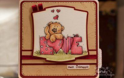 Valentinskarte – Whipper Snapper Design