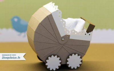 Vorlage für Babywagen