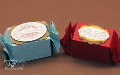Knallbonbon – süße Verpackung