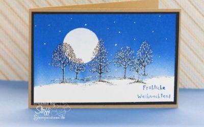 Weihnachtskarte – Brayer Technik