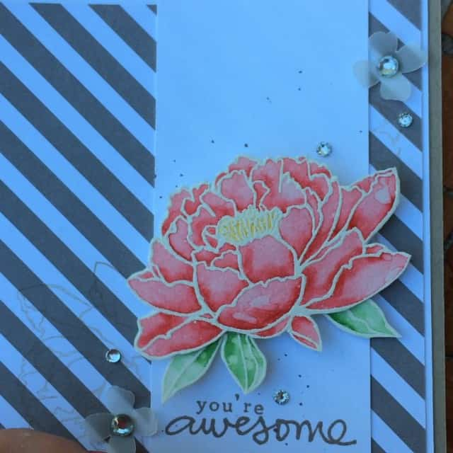 wobble #madeira #stempelwiese #stampinup #incentivetrip #swaps