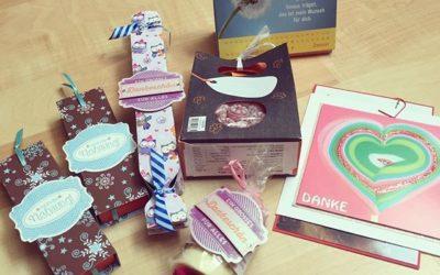 Danke Cornelia ️ der Herzenswunschkalender ist ja auch entzückend ️