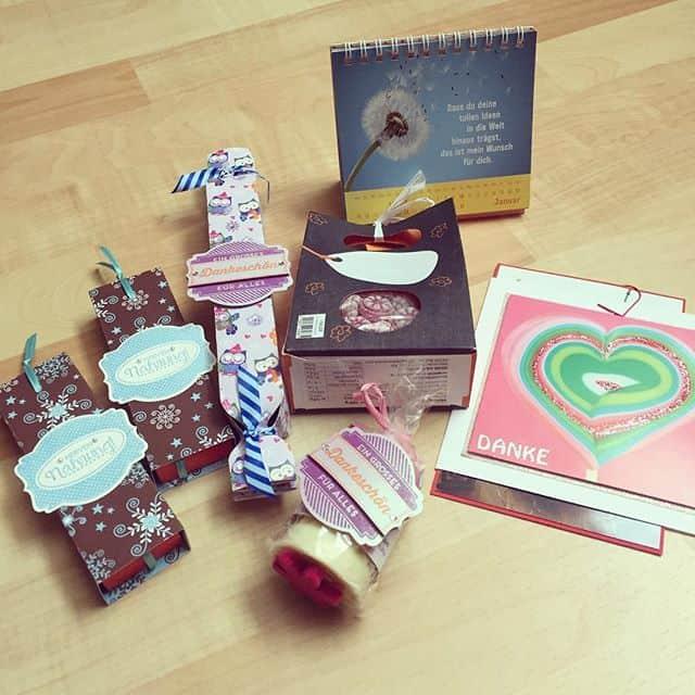 Danke Cornelia ️ der Herzenswunschkalender ist ja auch entzückend ️ #danke #stempelwiese #lovemyjob
