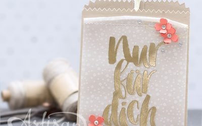 Sale-A-Bration Blog Hop – Inspirationen