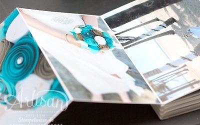 Artisan Design Team Blog Hop – Hochzeitsalbum