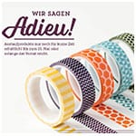 Auslaufliste Stampin' Up!