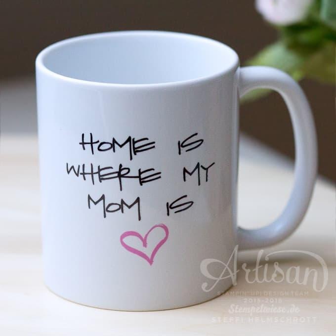 Kaffeetasse Muttertag