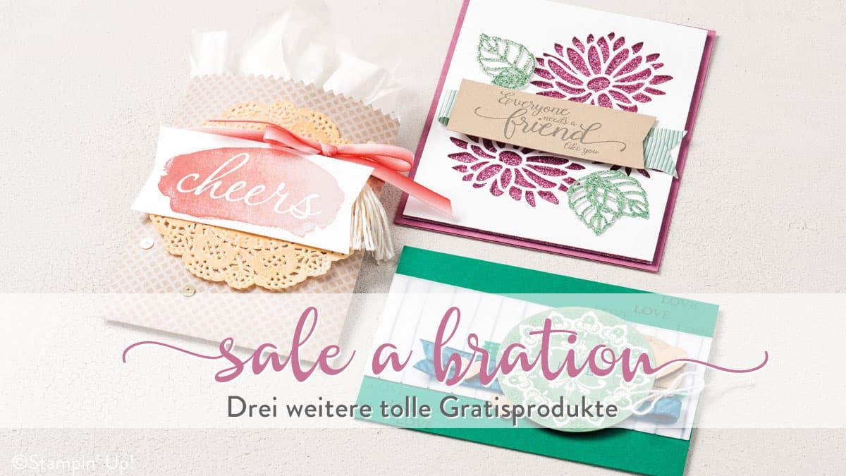 Weitere Sale-A-Bration Produkte