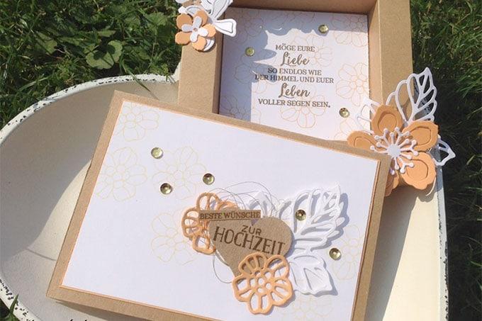 Geschenkset Hochzeit